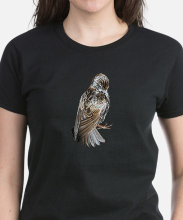 Irridescent Starling Women's Dark T-Shirt