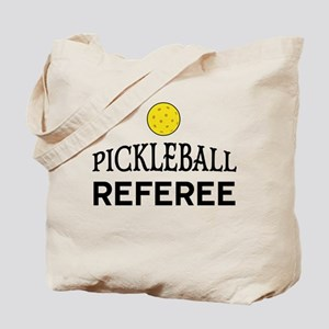 Pickleball Referee Tote Bag