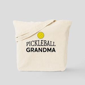 Pickleball Grandma Tote Bag
