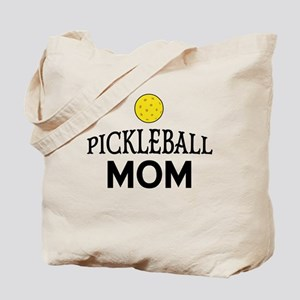 Pickleball Mom Tote Bag