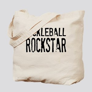 Pickleball Rockstar Tote Bag