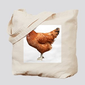 Red Hen Tote Bag