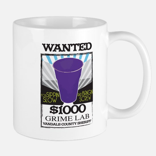 Wanted Mugs