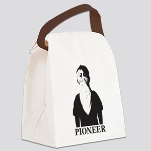 Pioneer Canvas Lunch Bag