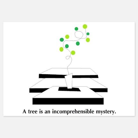 Bonsai Tree Invitations