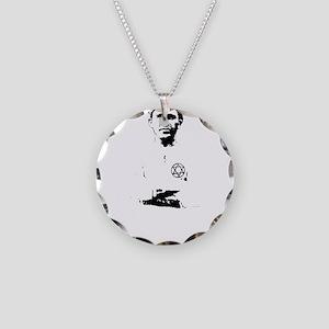 Béla Guttmann Jewish Hungari Necklace Circle Charm