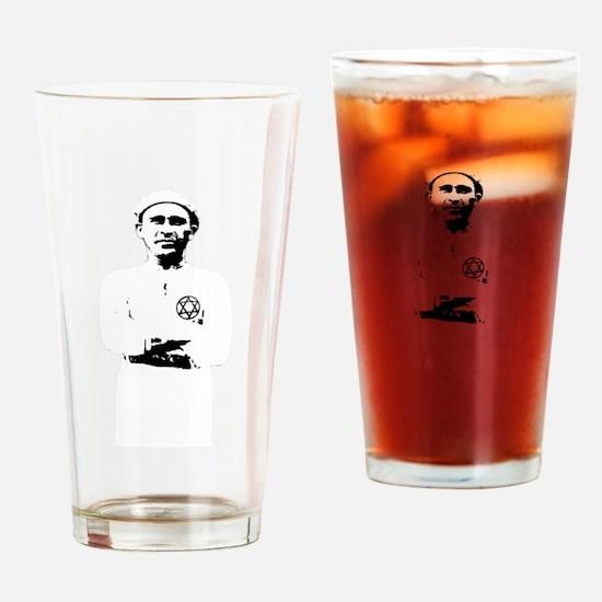 Béla Guttmann Jewish Hungarian foot Drinking Glass