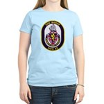 USS BARRY Women's Light T-Shirt