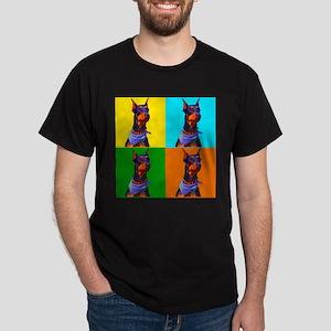 Daring Doberman Dark T-Shirt