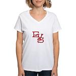 EVS Women's V-Neck T-Shirt