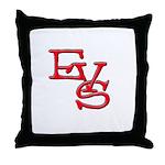 EVS Throw Pillow