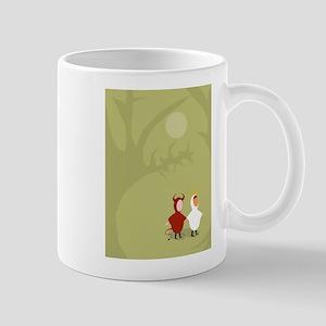Naughty and Nice Mug