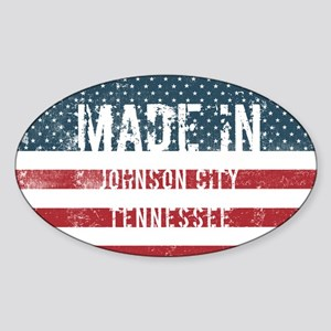 Made in Johnson City, Tennessee Sticker