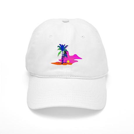 Palm Island Sunset Cap