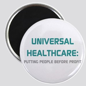 Universal Healthcare Magnet
