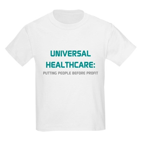 Universal Healthcare Kids Light T-Shirt