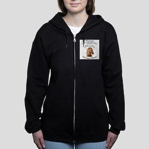 Women, Choose Wisely Sweatshirt