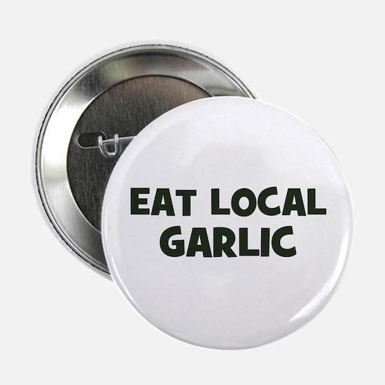 eat local garlic Button