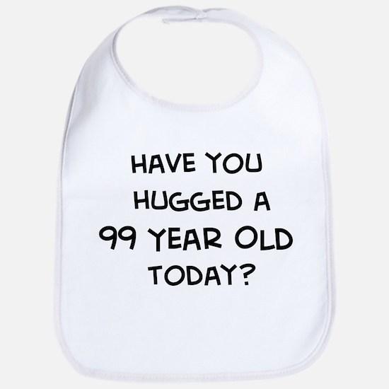 Hugged a 99 Year Old Bib