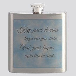 Keep Your Dreams... Flask