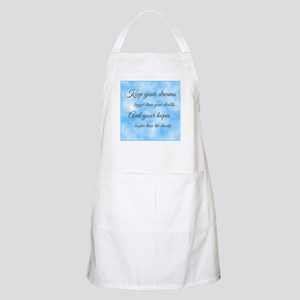 Keep Your Dreams... Light Apron