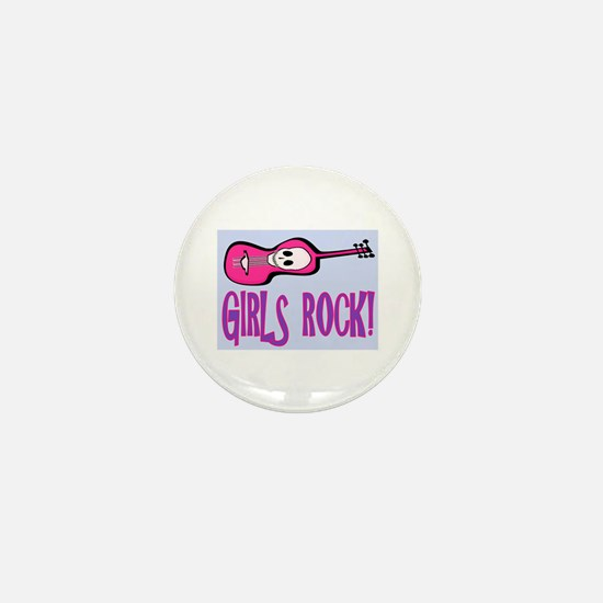 GIRL'S ROCK Mini Button