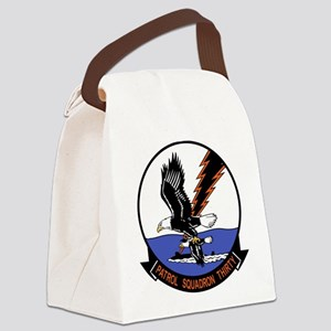 2-vp30 Canvas Lunch Bag