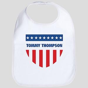 TOMMY THOMPSON 08 (emblem) Bib