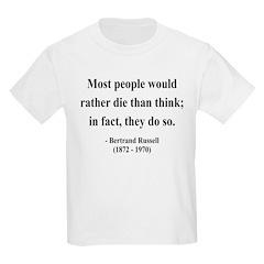 Bertrand Russell 15 T-Shirt