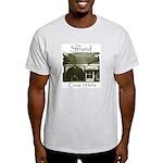 1930s Strand Heavy Weight Ash Grey T-Shirt