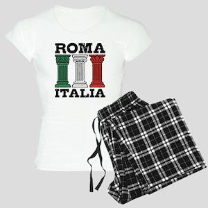 Roma Italia Women's Light Pajamas