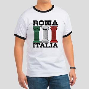 Roma Italia Ringer T