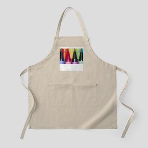 Kids Crayons BBQ Apron
