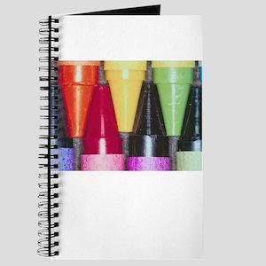 Kids Crayons Journal