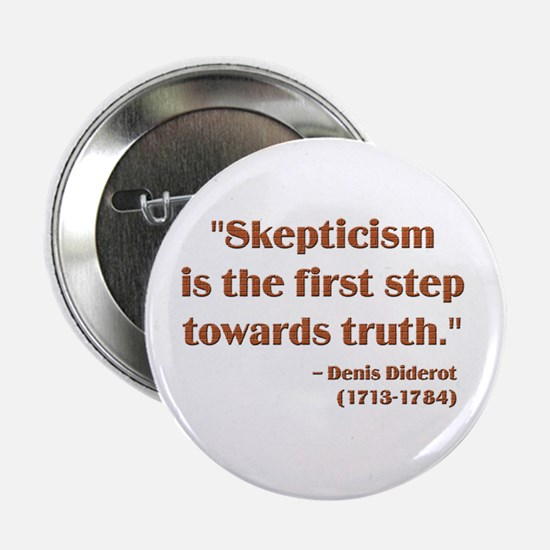 "Freethought Quote 2.25"" Button"