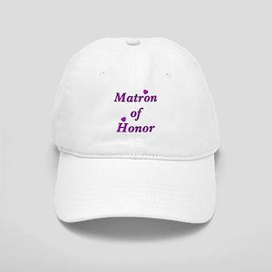 Matron of Honor Simply Love Cap