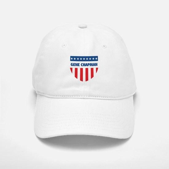 GENE CHAPMAN 08 (emblem) Baseball Baseball Cap