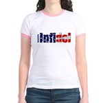 Proud Infidel Jr. Ringer T-Shirt