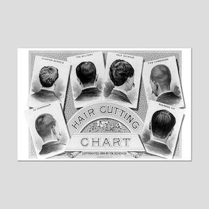 HAIR CUT poster 11x17