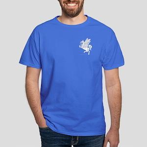 The Hippogriff White Dark T-Shirt