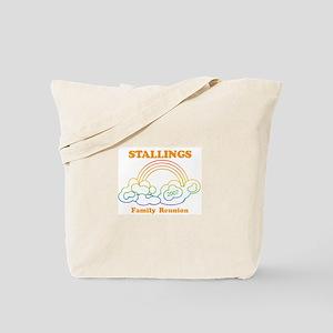 STALLINGS reunion (rainbow) Tote Bag