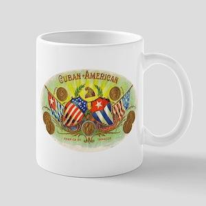 Cuban-American Cigars Mug