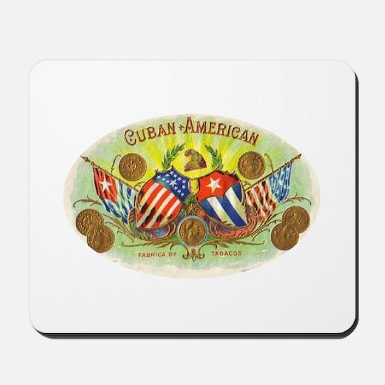 Cuban-American Cigars Mousepad