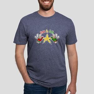 Cute Angel Mens Tri-blend T-Shirt