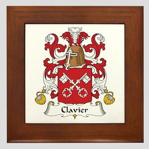 Clavier Framed Tile