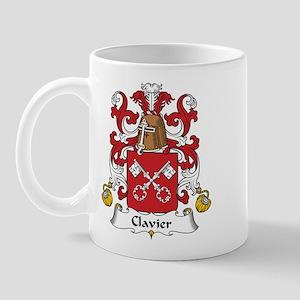 Clavier Mug