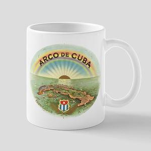 Arco de Cuba Cigar Mug