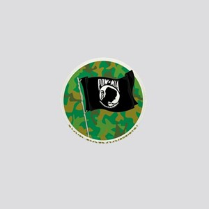 Not Forgotten POW-MIA Mini Button
