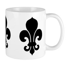 fleur-de-lis_bowl Mugs