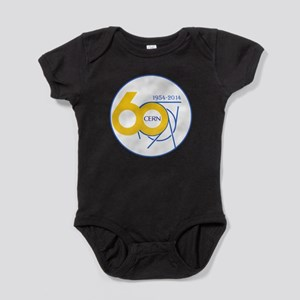 CERN Turns 60! Baby Bodysuit